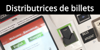 Distributrices de billets