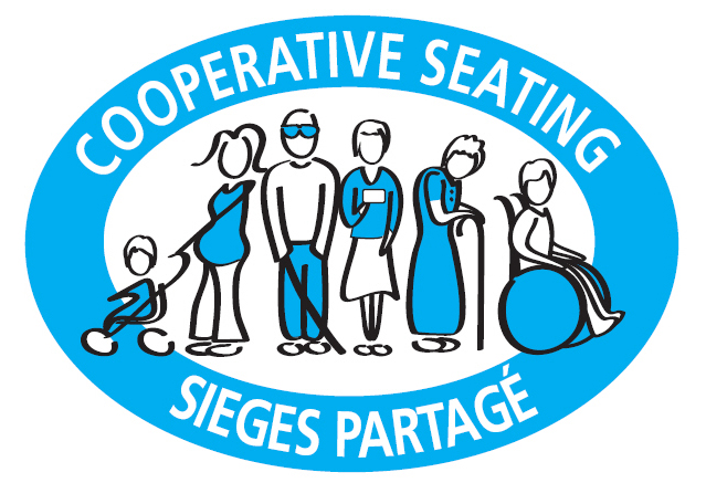 Cooperative seating logo