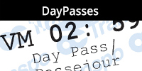 DayPass information card