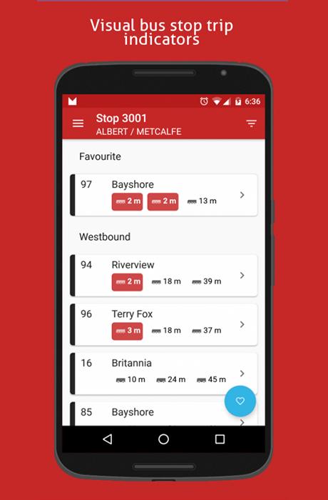 Ottawa Transit - Screenshot 2