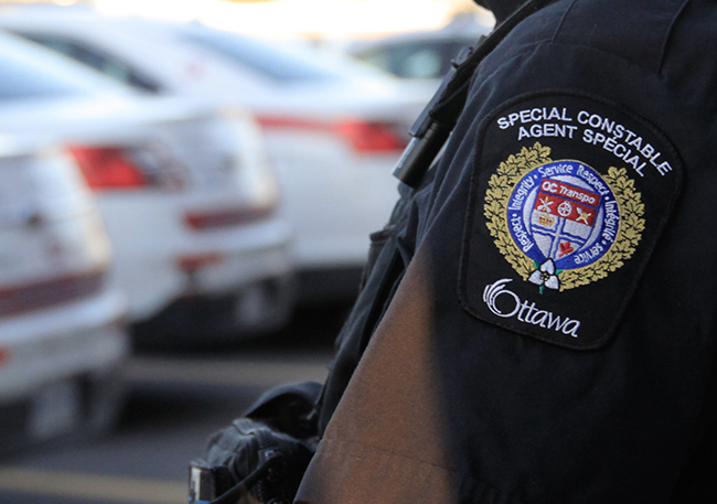 Special Constables crest