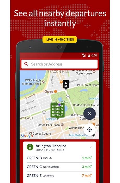 CityTransit - Screenshot 1