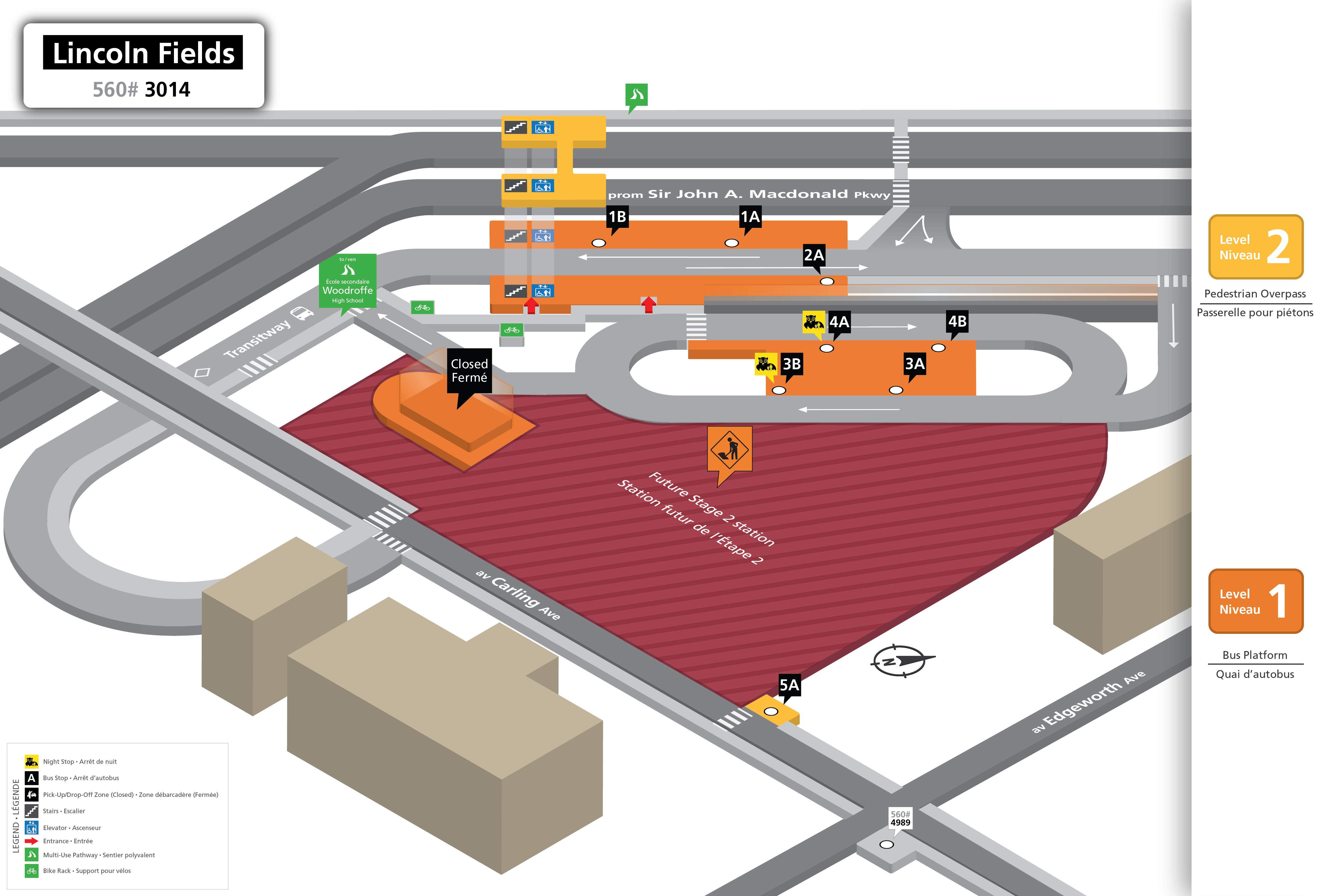 Station Layout