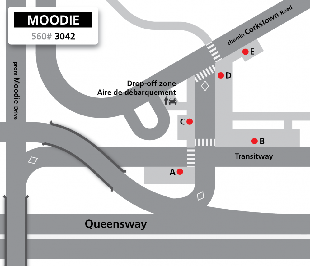 Moodie Station Layout
