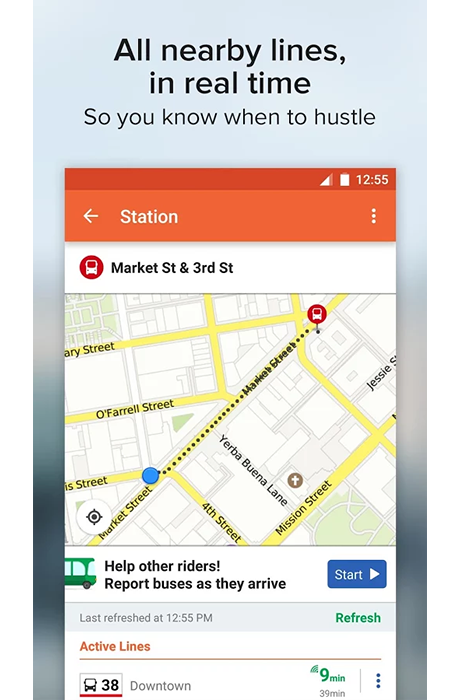 Moovit - Screenshot 3
