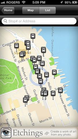 Transit 360 - Screenshot 1