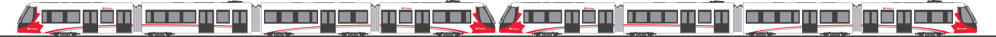 O-Train Confederation Line train