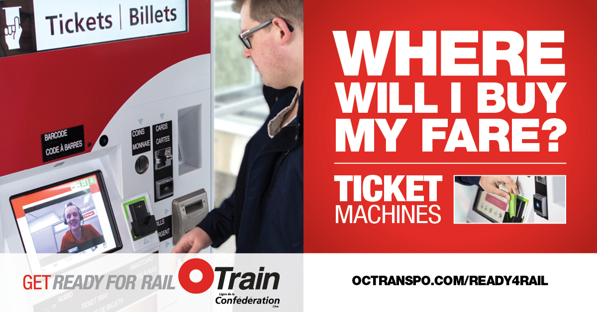 Ticket Machine banner
