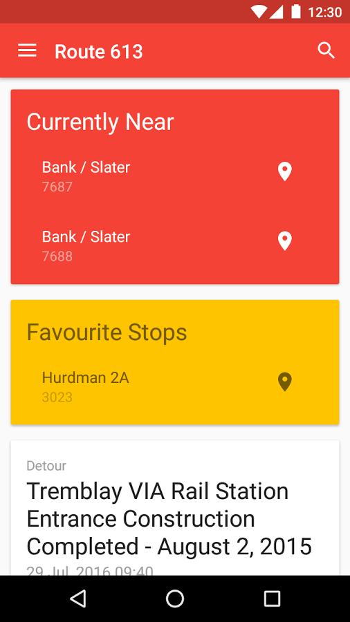 Route 613 - Screenshot 1