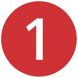 Icône d'itinéraire pour la Ligne 1 de l'O-Train