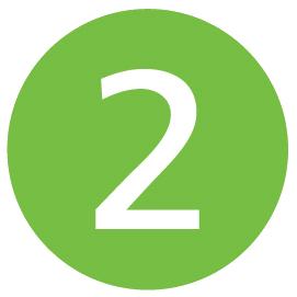 Icône d'itinéraire pour la Ligne 2 de l'O-Train