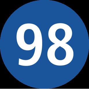 Rapid route symbol
