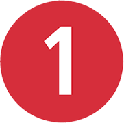 O-Train Line 1 symbol