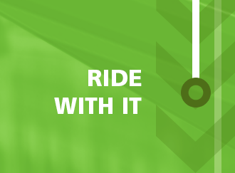 Ride with your Presto card