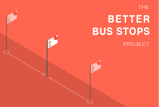 Image - Better Bus Stops Project: New bus stop changes on Innes Rd. in Blackburn Hamlet