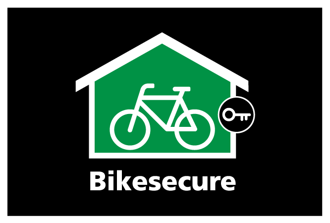 Image - Keep your bike safe with the Bikesecure parking program