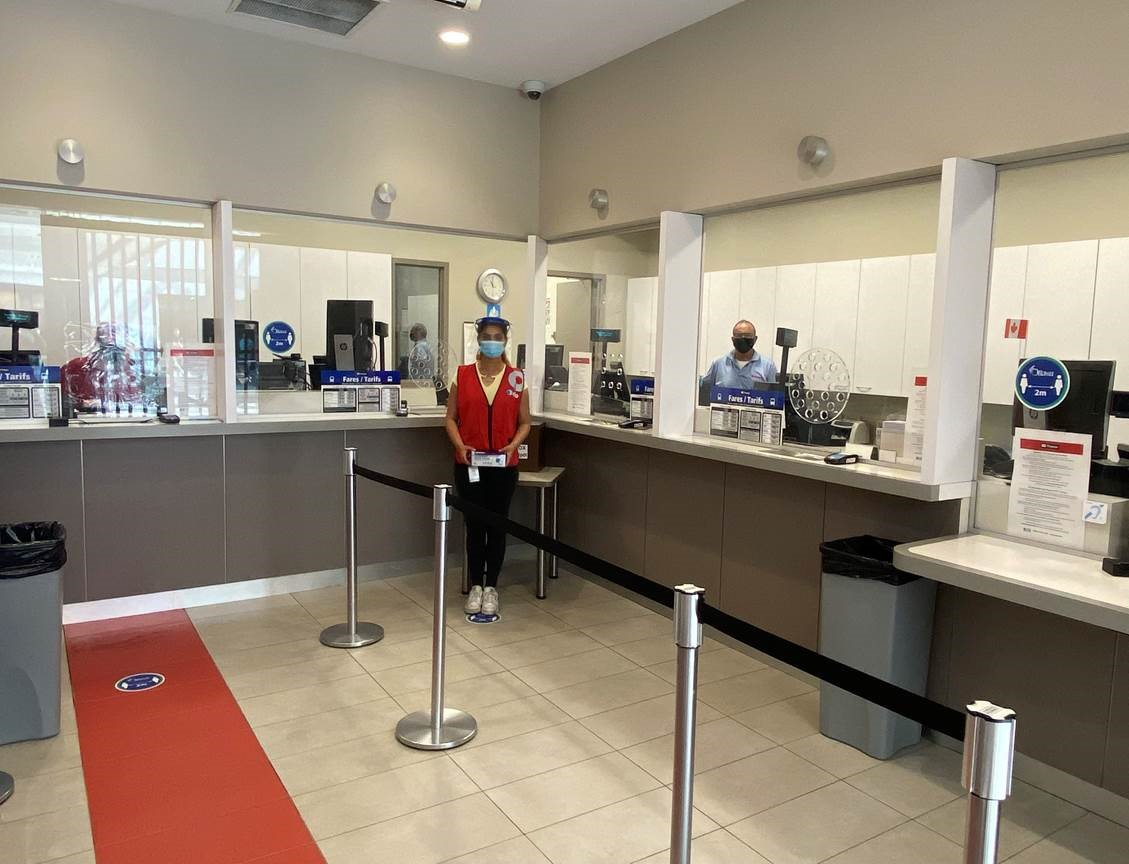 Image - Rideau Customer Service Centre reopened