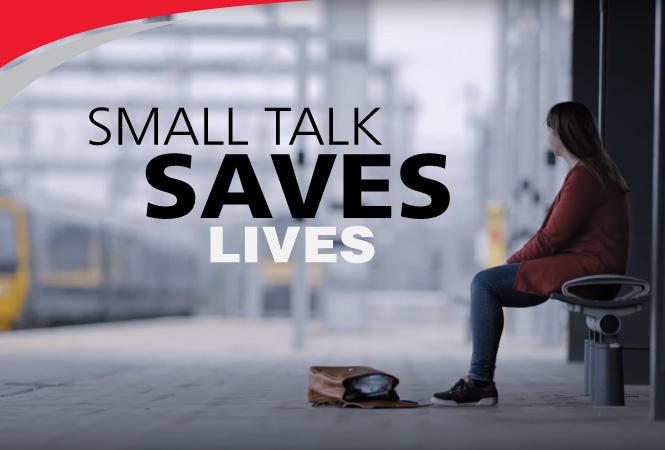Image - Small Talk Saves Lives