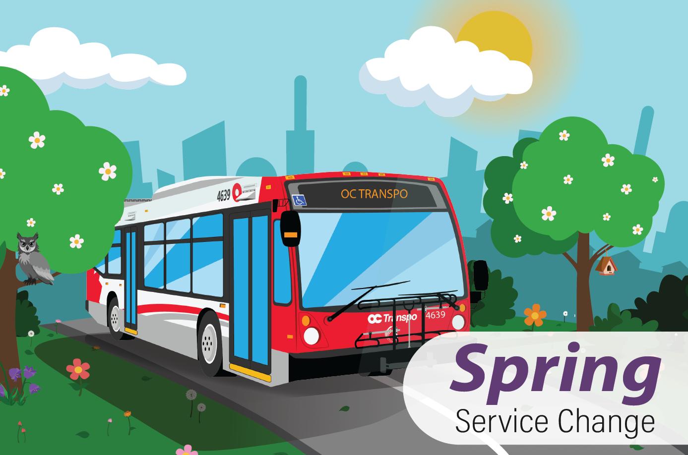 Image - Spring Service starts April18