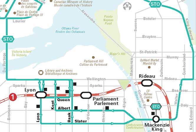 Image - Modifications au service de la STO à Ottawa