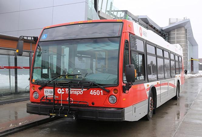 Image - Mise en service d'autobus Nova