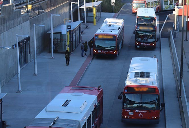 Image - Weekday supplemental bus service to run until January31