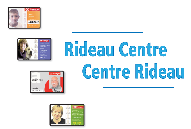 Image - ID cards only available at Rideau Centre Customer Service Centre