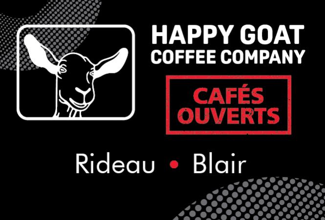 Image - Cafés Happy Goat Coffee
