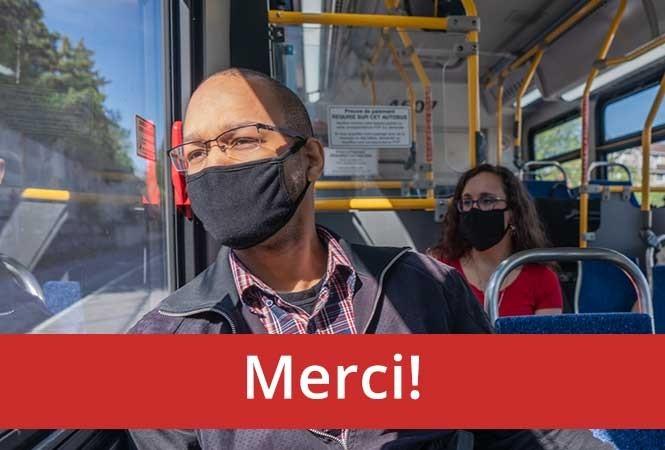 Image - Merci de porter unmasque