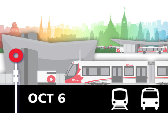 Image - Bus routes are changing on Oct. 6