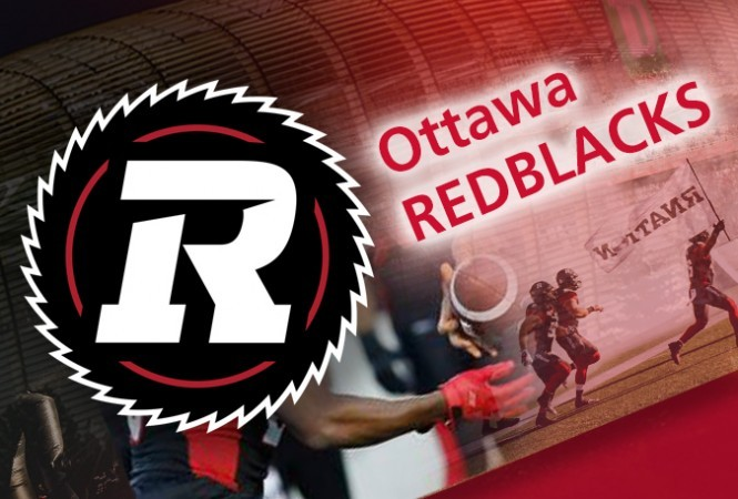 Ottawa Redblacks banner