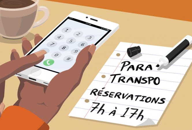 Image - Amélioration des horaires de réservation de Para Transpo