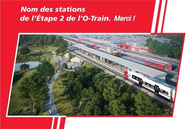Image - Fin de la consultation sur les noms des stations du réseau de l'Étape 2