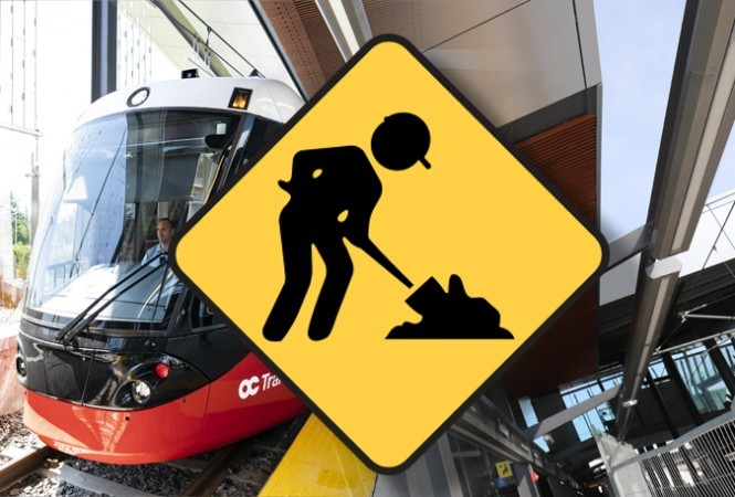 Image - Travaux de construction près de la station Lyon