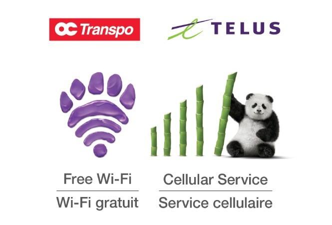 Image - Wi-Fi gratuit offert par TELUS dans les stations souterraines de la Ligne 1!