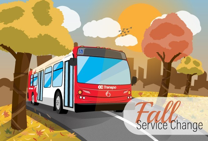 Image - Fall service change starts Aug. 30