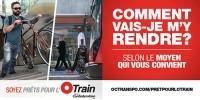 Prêt pour l'O-Train