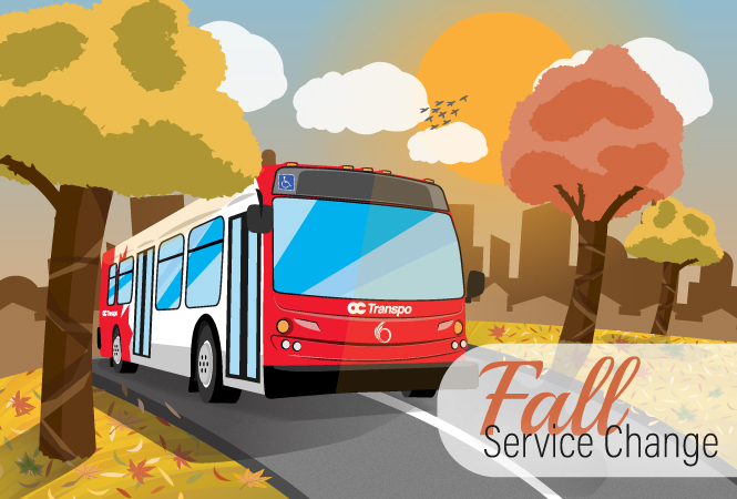Image - Fall service change starts Aug.30